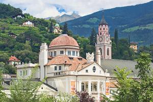Südtirols Westen